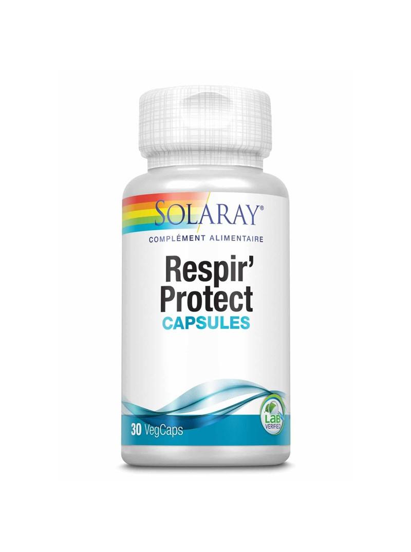 Respir' Protect Capsules de Solaray