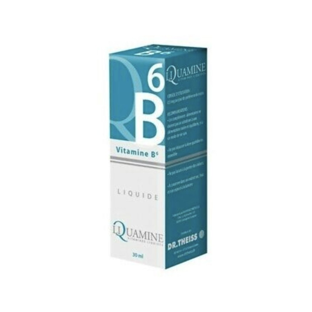 Liquamine Vitamine B6 liquide Dr Theiss