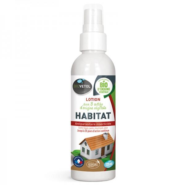 Lotion Habitat BIOVETOL