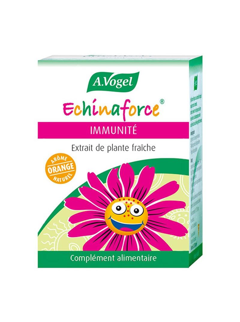 ECHINAFORCE IMMUNITE goût orange de A.VOGEL