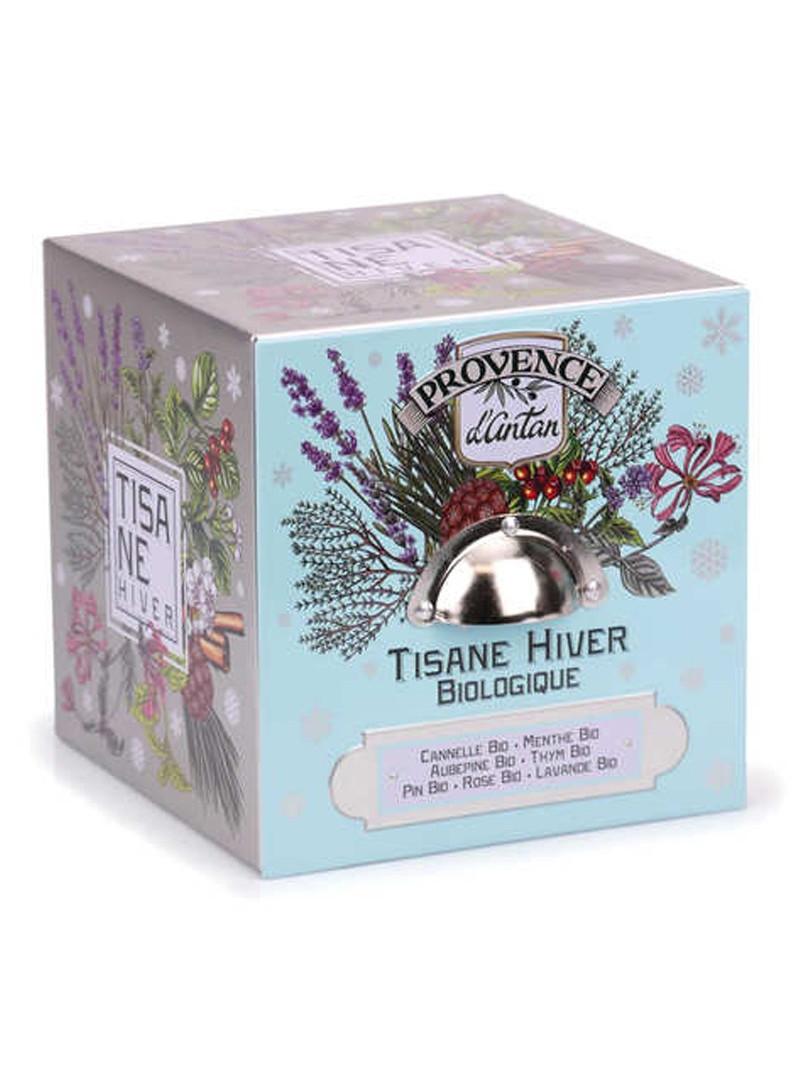 Tisane HIVER Bio - Provence d'Antan PROVENCE D'ANTAN