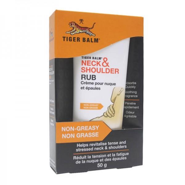 Baume du Tigre en crème - Nuque et épaules
