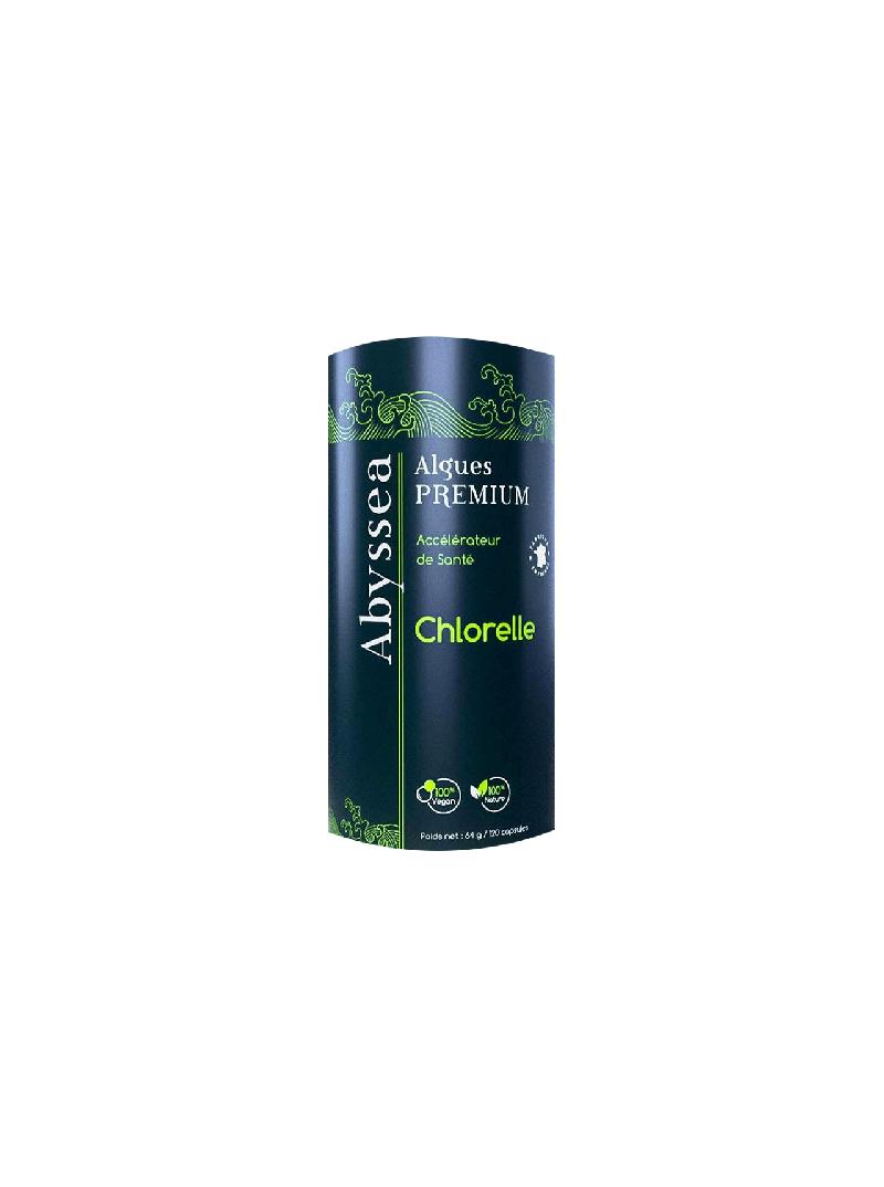 Chlorelle - capsules AByssea