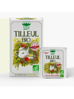 Infusions Tilleul bio Romon nature Herboristerie du Palais Royal Paris