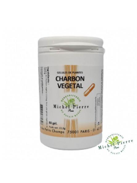 Charbon végétal en gélules Herboristerie du Palais Royal Paris Michel Pierre