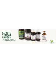 Extraits végétaux liquides