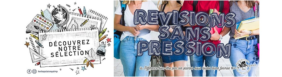 Thème :  Révisions sans pressions